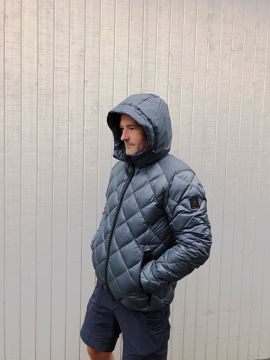 Bogner Mens Lenny-D Jacket Grey 54