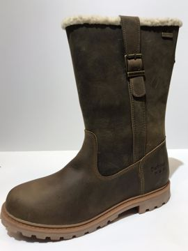 Barbour Wms Chopwell Boot Umber  7