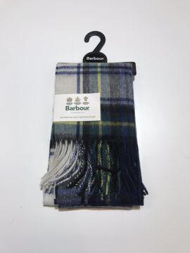 Barbour New Check Tartan Scarf Dress/Gordon