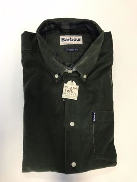Barbour Mens Cord 1 Tailored Forest XL