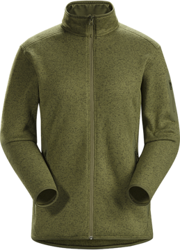 ArcTeryx Wms Covert Cardigan Arbour Heather XL