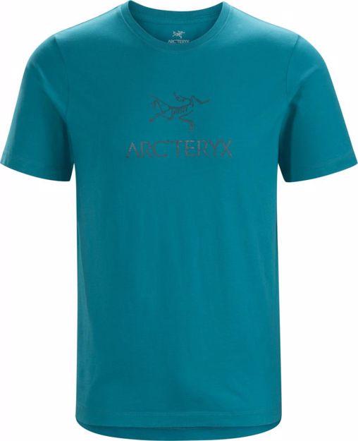 ArcTeryx Mens Arc'Word T-Shirt SS Dark Firoza