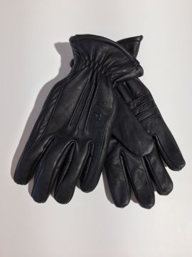 HAY Leather Glove Black 9
