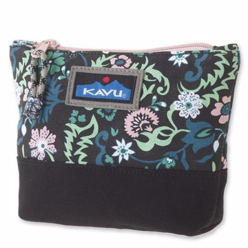 Kavu Quick Zip Whimsical Meadow