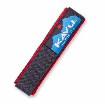 Kavu Watchband Red L