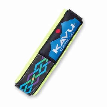 Kavu Watchband Neon Rope L