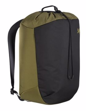 Arcteryx Arro 20 Bucket Bag Wildwood