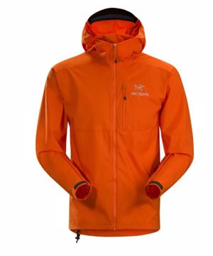 Arcteryx Mens Squamish Hoody Trail Blaze XL