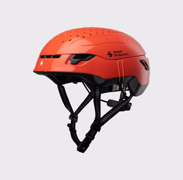 Sweet Ascender Helmet Gloss Cody Orange