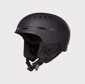 Sweet Switcher Helmet Dirt Black XXL