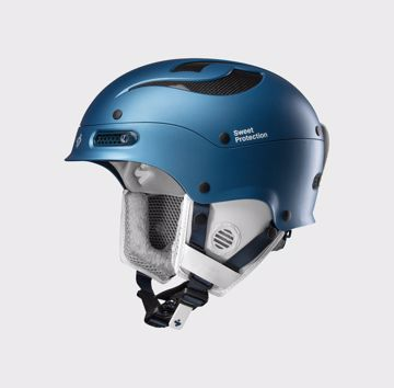 Sweet Wms Trooper II Helmet Teal Metallic