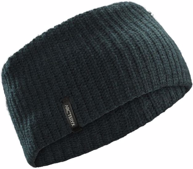 ArcTeryx Chunky Knit Headband Labyrinth Heather