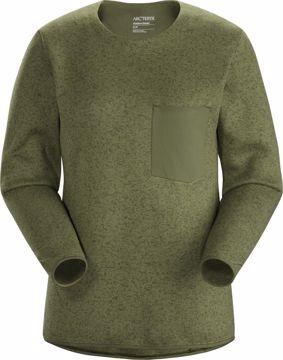 ArcTeryx Wms Covert Sweater Arbour Heather
