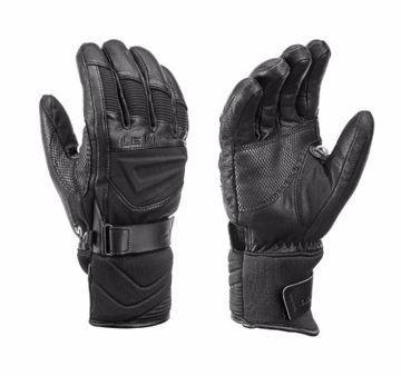 Leki Glove Griffin S Black 9