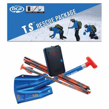 BCA Tracker S Rescue Package No size