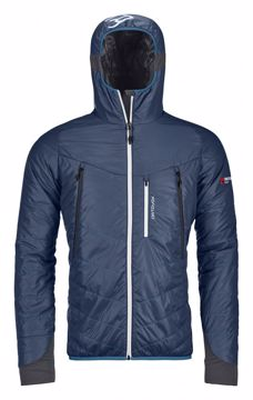 Ortovox Mens Piz Boè Jacket Night Blue