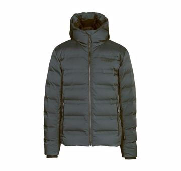 Stöckli Mens Down Jacket Antracite XL