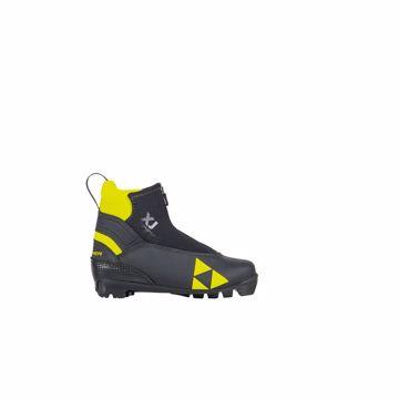 Fischer Jr. XJ Sprint Black 39