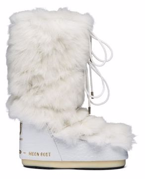 Moon Boot Classic 50° Shearling White
