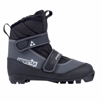 Fischer Jr. Snowstar Black 29