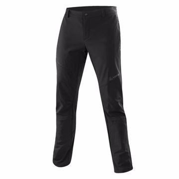 Löffler Mens Functional Pants Alaska Black 48