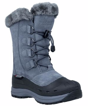 Baffin Wms Chloe Winterboot Grey/Blue