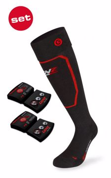 Lenz heat sock 5.0 toe cap+lithium pack rcB 1200 42-44