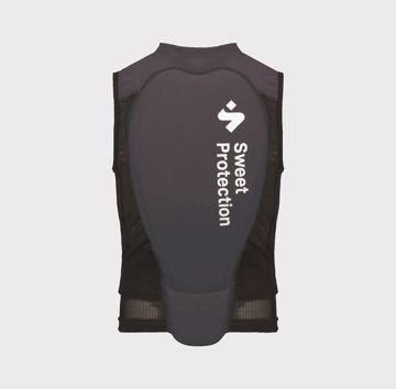 Sweet Jr. Back Protector Vest Black