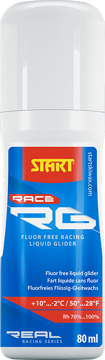 Start Race RG Liquid +10°...-2°C Red