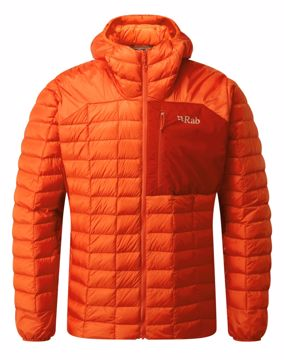 Rab Mens Kaon Jacket Firecracker