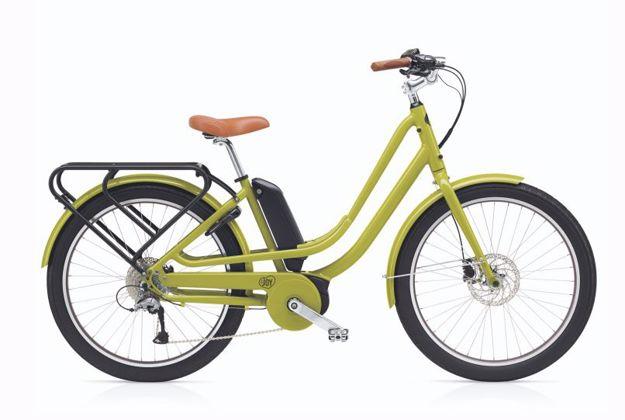 Benno Bikes eJoy Bosch 400Wh 11Ah Citron Green