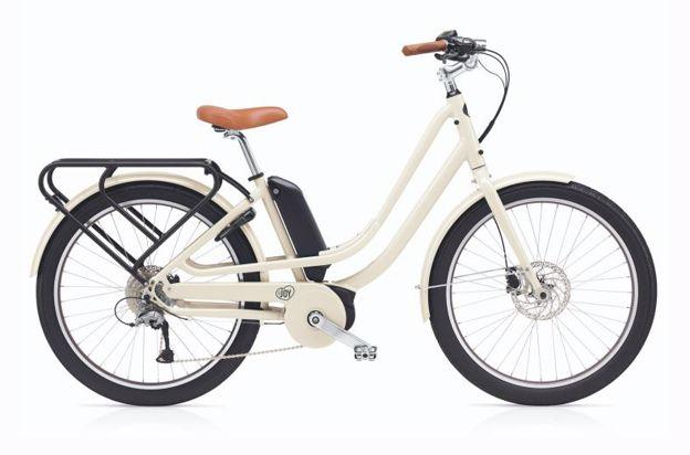 Benno Bikes eJoy Bosch 400Wh 11Ah Angora White