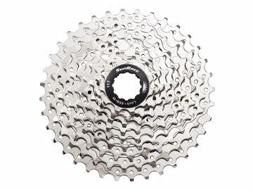 SunRace M969 9-Delt 11-32 Kassett Silver