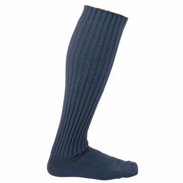 Amundsen Sports Vagabond Knickerbocker Socks Faded Blue 36-40