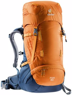 Deuter Jr. Fox 30 Mango-Midnight Blue OneSize