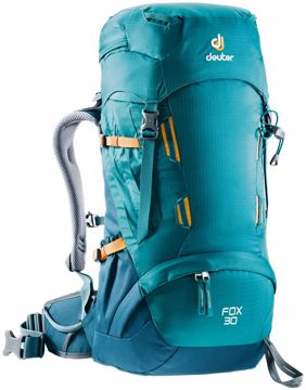 Deuter Jr. Fox 30 Petrol-Arctic OneSize