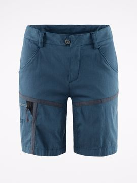 Klättermusen Wms Gefjon Shorts Midnight Blue S