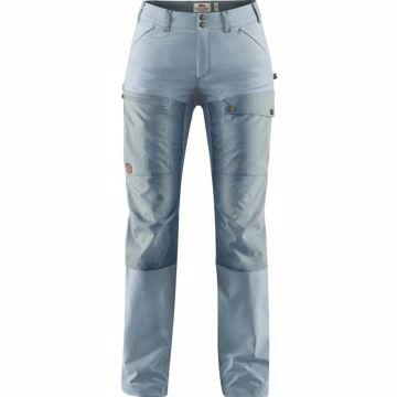 Fjällräven Wms Abisko Midsummer Trousers Mineral Blue/Clay Blue 38/_