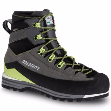 Dolomite Mens Miage GTX Anthracite/Lime Green 45 2/3