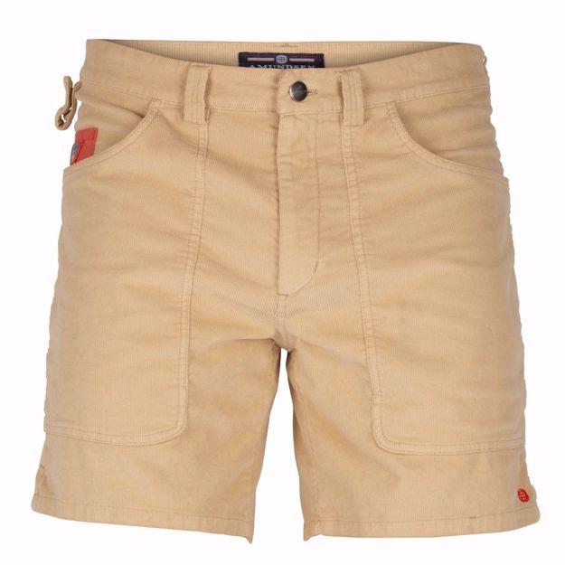 Bilde av Amundsen Sports Mens 7 incher Concord shorts G.dyed Desert