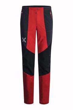 Picture of Montura Mens Rocky Pants Red