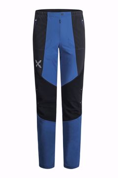 Picture of Montura Mens Rocky Pants Teal Blue