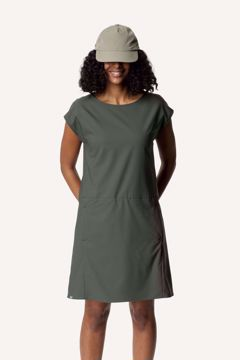 Picture of Houdini Wms Dawn Dress Willow Green