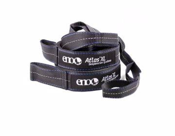 Eno Atlas XL Opphengsbånd Black