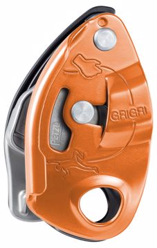 Petzl GriGri Taubrems Red