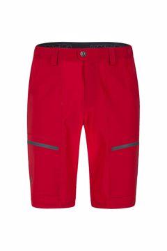 Montura Mens Stretch 5 Bermuda Shorts Red XL
