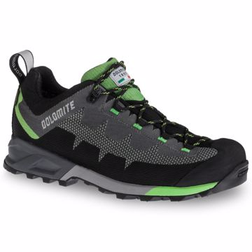 Dolomite Mens Steinbock Wt Low GTX Pewter Grey/Flash Green 42,5