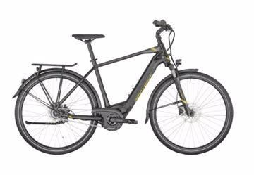 Bergamont E-Horizon N8 CB 500 Gent Bosch 500Wh Black L