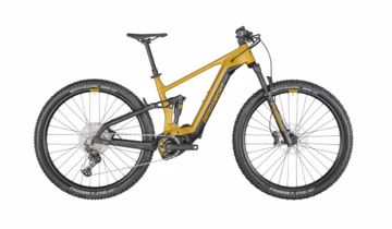 Bergamont E-Contrail Pro Bosch 500Wh Yellow M
