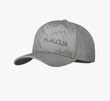 Maloja BamdelingM. Caps Grey Melange